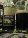 Titanic Chocolate & Vanilla Stout