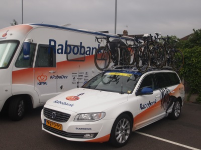 The mighty Team Rabobank