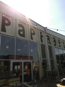 Papirøen