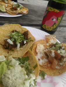 Seriously delicious tacos