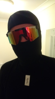 Cycling Ninja!